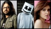 DJ Marshmello teases new single with Pritam and Shirley Setia. Tunak Tunak Tun, says India