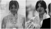 Priyanka Chopra sees herself in wedding dress for first time. Her reaction is priceless