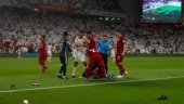 AFC to investigate sandal throwing incident at Asian Cup semi-final