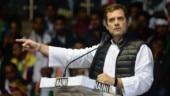 Rahul Gandhi calls Narendra Modi Hitler over NSSO job loss report