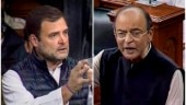 From jibes to flying paper planes: Opposition, Arun Jaitley spar over Rafale deal