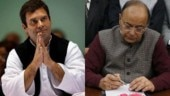 We are 100% with you: Rahul Gandhi sends some love to ailing Arun Jaitley