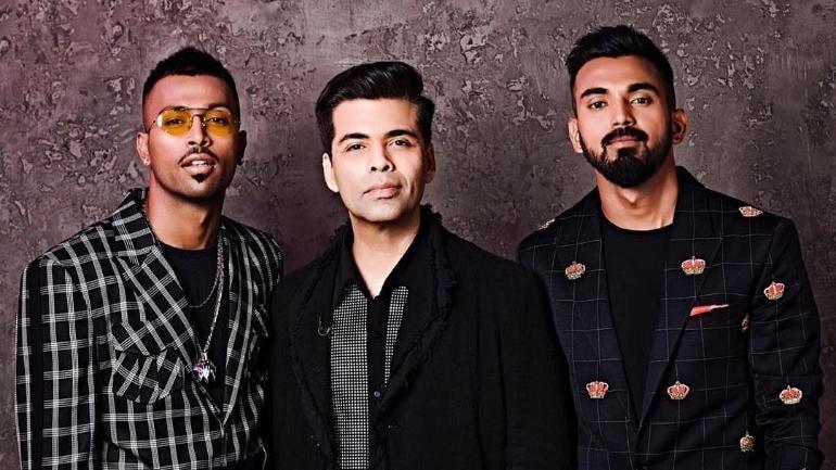 Hardik Pandya and KL Rahul appeared on the Koffee With Karan show (Instagram Photo)