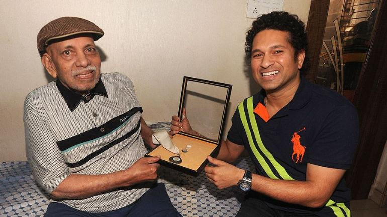 Sachin Tendulkar's coach Ramakant Achrekar passes away at 86