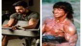 Ram Charan goes Rambo for new film. Salman Khan's trainer behind his transformation