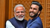 Bollywood meets PM Modi: Jhappi with Ranveer Singh, Jai Hind from Vicky Kaushal. See pics and video