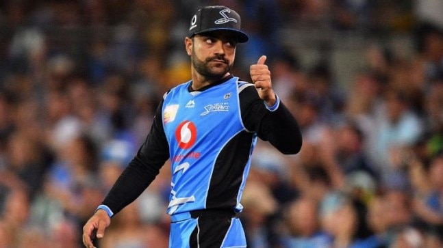 Rashid Khan Plays BBL Match Despite Fathers Demise Gets