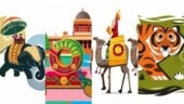70th Republic Day: 9 years of Republic Day Google Doodles celebrating India