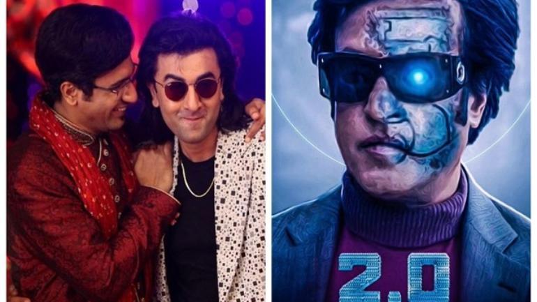 Asian Film Awards 2019: Sanju and 2.0 gets in