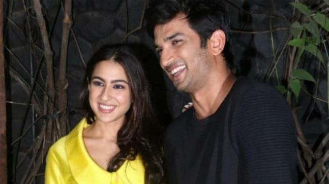 sara ali khan sushant singh rajput newest lovebirds town movies news