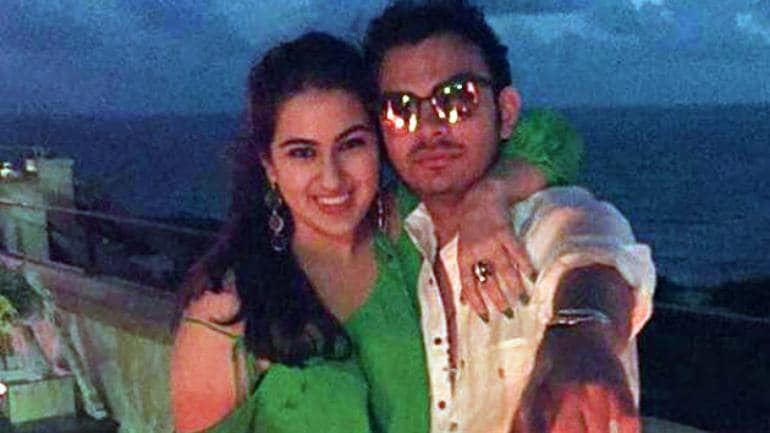 Sara Ali Khan on Veer Pahariya: He is the only one I have dated - Movies News