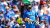 Feeling good: Rohit Sharma after match-winning knock vs New Zealand in 2nd ODI