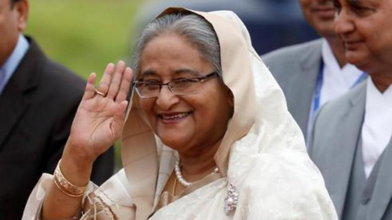 Bangladesh: Sheikh Hasina takes oath as the prime minister
