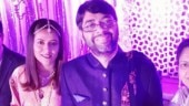 Music composer Sneha Khanwalkar ties the knot with director Kanu Bahl