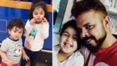 Sreesanth's cute dance with daughter will wipe off your Monday blues. Watch video