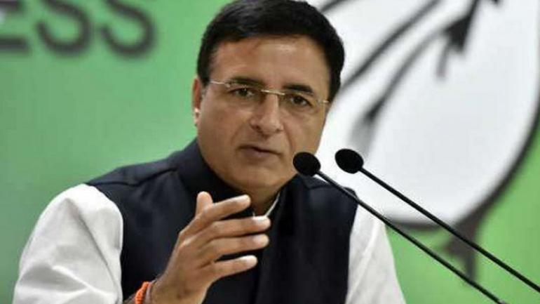 Randeep Surjewala Cong's candidate for Jind bypoll - India ...