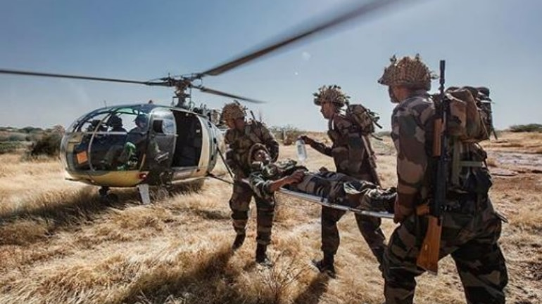 Arjun Menon's photos of the Indian army showcase their inner lives as the guardians of the nation.