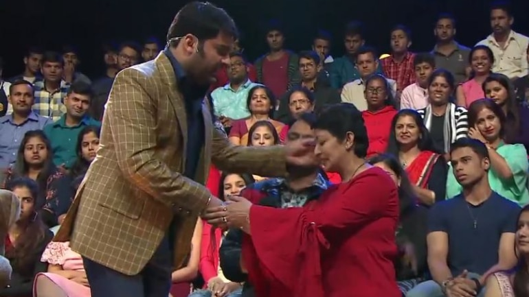 The Kapil Sharma Show: Cancer patient shares her heart-warming story