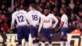 FA Cup: Weakened Tottenham Hotspur knocked out by Crystal Palace in 4th round