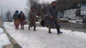 Minimum temperature rises slightly in Kashmir, Srinagar records minus 2.0 degree Celsius