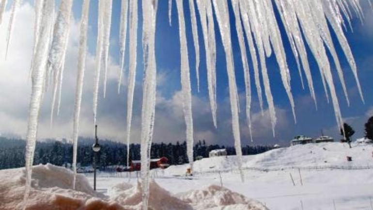 Minimum temperature rises slightly in Kashmir, Srinagar