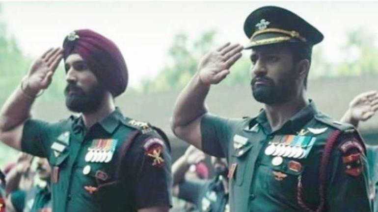 Uri The Surgical Strike Box Office Collection Day 7 Vicky Kaushal