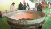 Eyeing Dalit votes and world record, BJP to cook 5,000 kg khichdi for Amit Shah's Delhi rally
