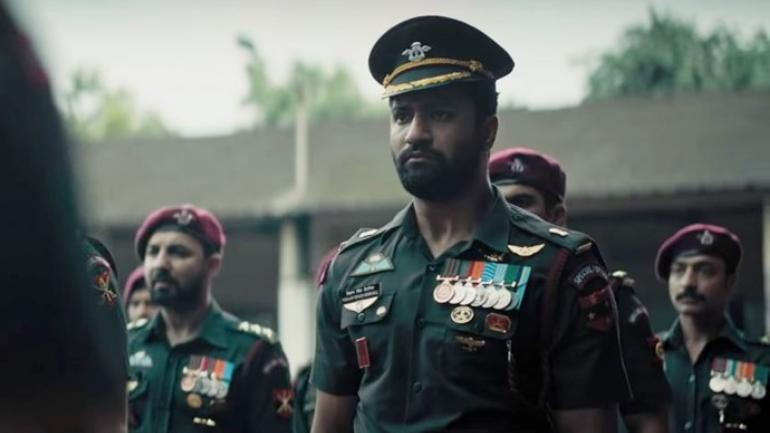 Uri The Surgical Strike Box Office Collection Day 2 Vicky Kaushals