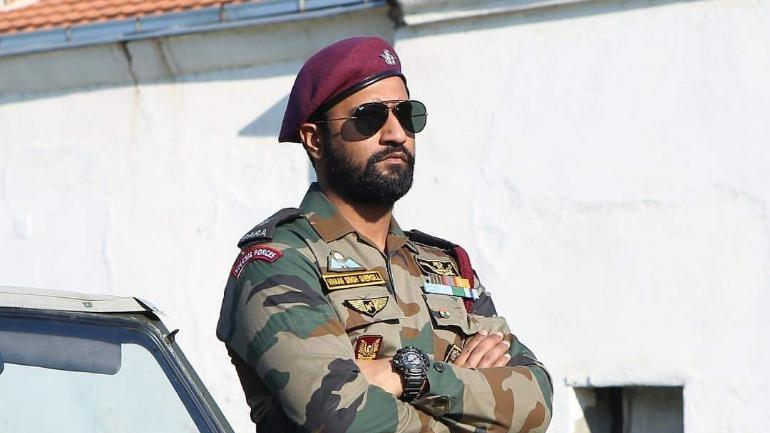 Uri The Surgical Strike Box Office Collection Day 4 Vicky Kaushal
