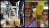 India's 'richest couple' run a tea stall. A cup of tea here is more than what money can buy