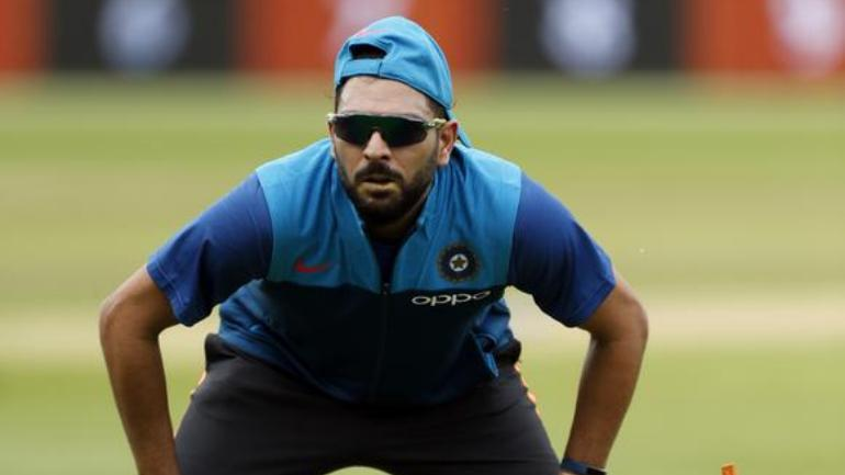 Yuvraj Singh was the player of the tournament in the 2011 ICC World Cup (Reuters Photo)