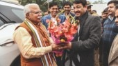 Haryana   The Spring Is Back in Khattar's Step