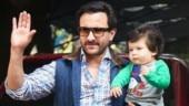 Saif Ali Khan on Taimur: I hope he develops a certain humility