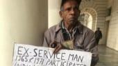 Gautam Gambhir asks Army, Defence Ministry to help veteran begging on Delhi streets