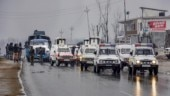 Pulwama terror attack: 5 men detained by forces
