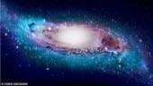 Milky way, 3D map, warped galaxy, galaxy, 3d map of milky way