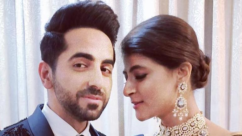 Tahira Kashyap Ayushmann Khurrana Took Rounds Of My House On Our