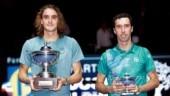 Stefanos Tsitsipas overcomes Mikhail Kukushkin challenge to win Marseille Open