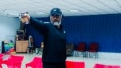 Ajith practices shooting at Chennai Rifle Club. See viral photos and video