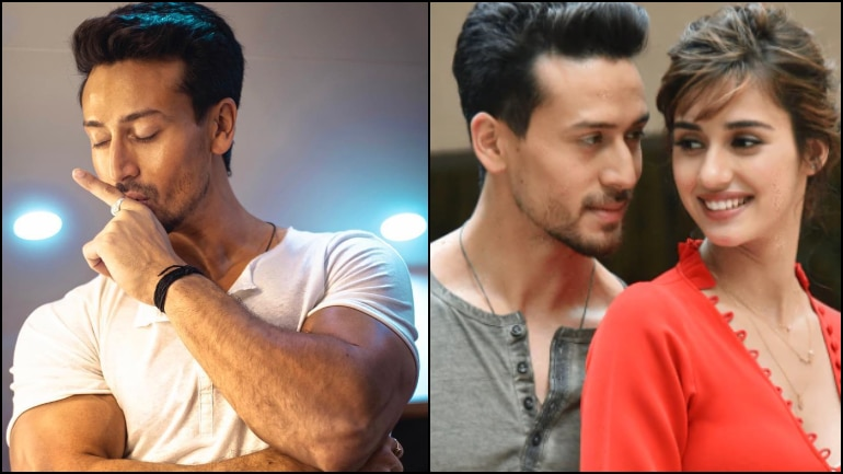 Tiger Shroff says he is taken in Valentine's Day post  But