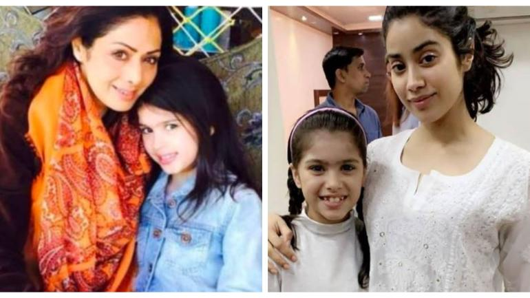 Sridevi S Daughter In Mom Riva Is Now Janhvi Kapoor S Co Star In Iaf Pilot Gunjan Saxena Biopic Movies News