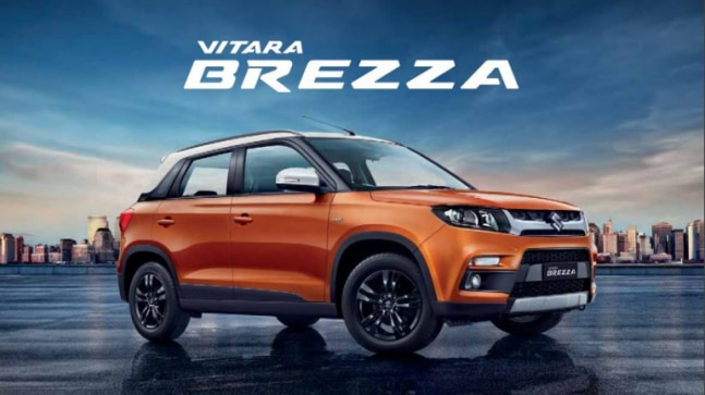 maruti suzuki vitara brezza with toyota-tag expected to be launched in india in 2020-21