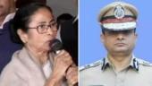 MHA orders disciplinary action against Kolkata police chief Rajeev Kumar