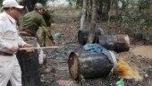 Assam hooch tragedy leaves 102 dead, govt destroys 15,000 litres liquor