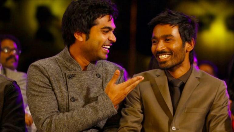Happy Birthday Simbu: Dhanush and STR set friendship goals at epic bash.  Watch video - Movies News