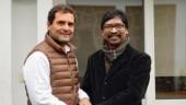 Jharkhand: Congress-JMM are poll pals