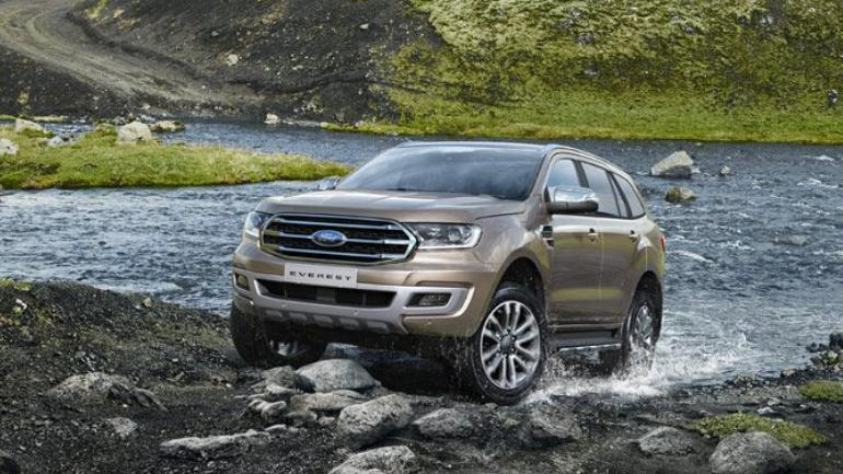 ford to launch endeavour facelift within weeks  the upgraded suv to challenge toyota fortuner