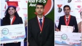 IIT Kharagpur students win the Honda Young Engineer and Scientist's (Y-E-S) Award for 2018-19