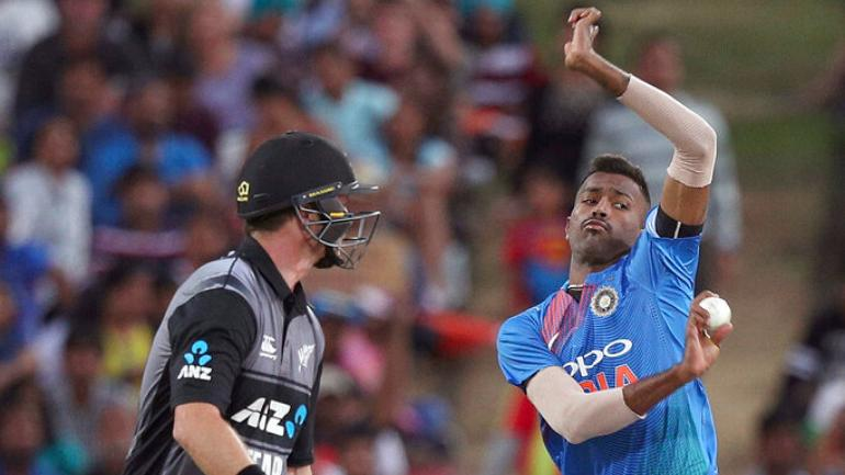 Hardik Pandya is in fact has been the most expensive bowler in the series
