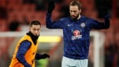 Chelsea's Eden Hazard relishing partnership with Gonzalo Higuain